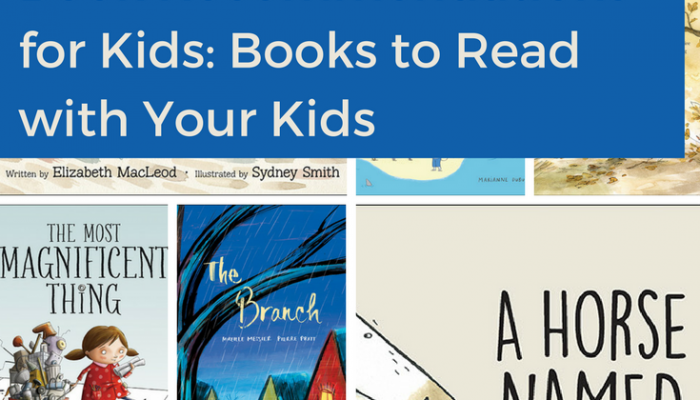 Book Recommendations for Kids: Books to Read with Your Kids
