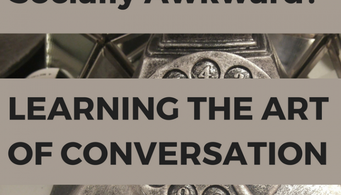 Socially Awkward? Learning the Art of Conversation