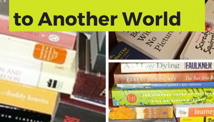 Books to Take You to Another World