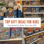 Top Gift Ideas for Kids,Top Rated by Kids Toy List 2017
