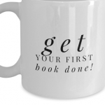 self-publishing, write your first book