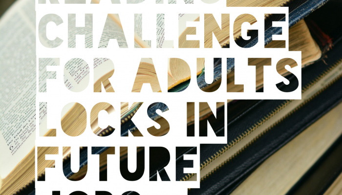 This Reading Challenge for Adults Locks in Future Jobs – Learn How!