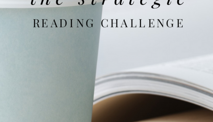 How to Find Awesome Ideas During the Strategic Reading Challenge