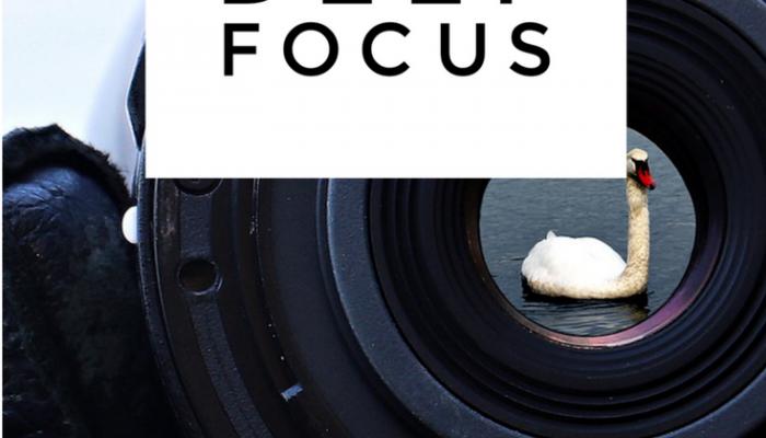 Einstein Distraction Index: A Method of Deep Focus