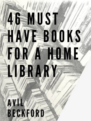 46 Must Have Books for a Home Library