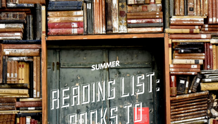 Summer Reading List: Books to Mostly Get an Education