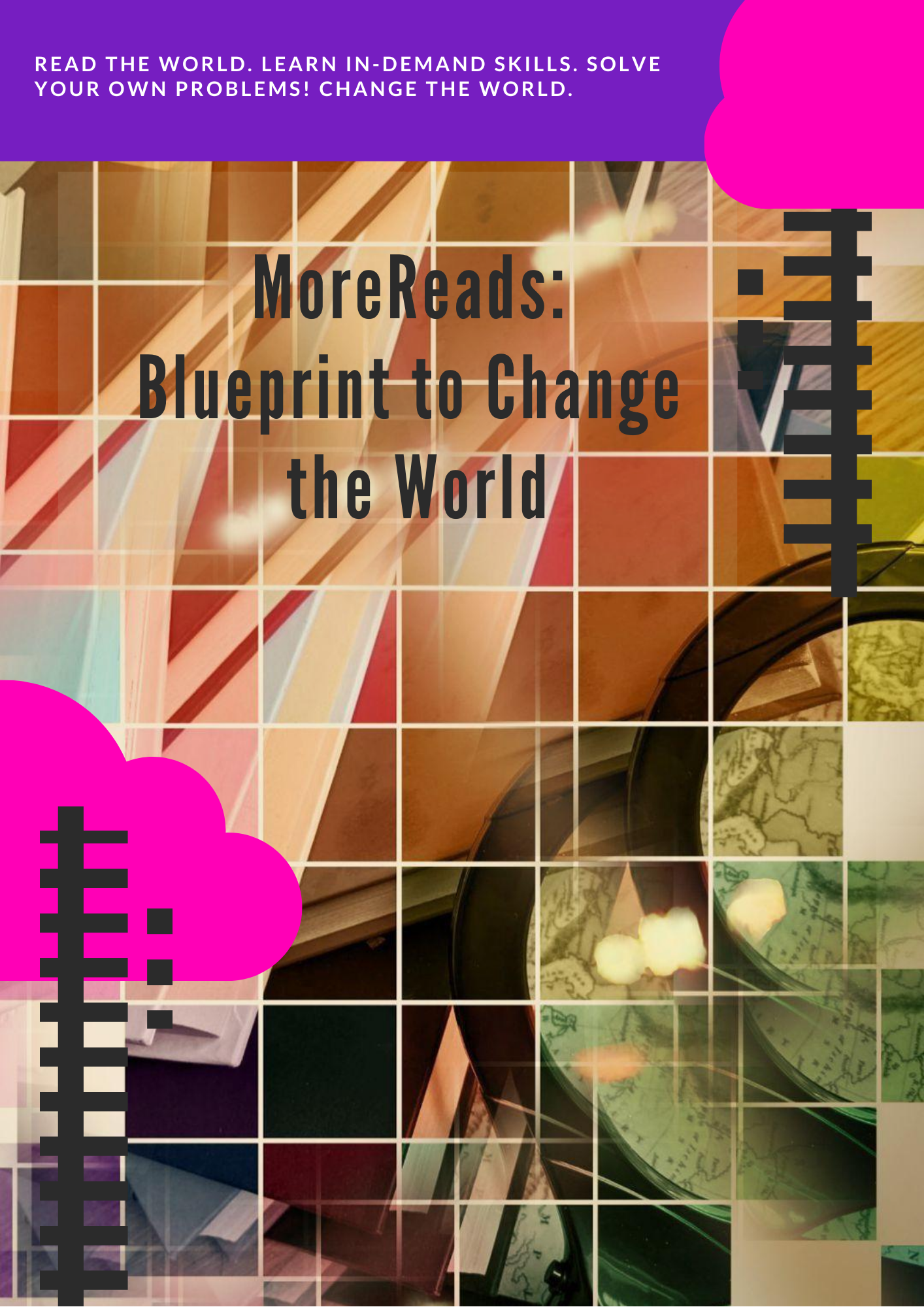 MoreReads: Blueprint to Change the World
