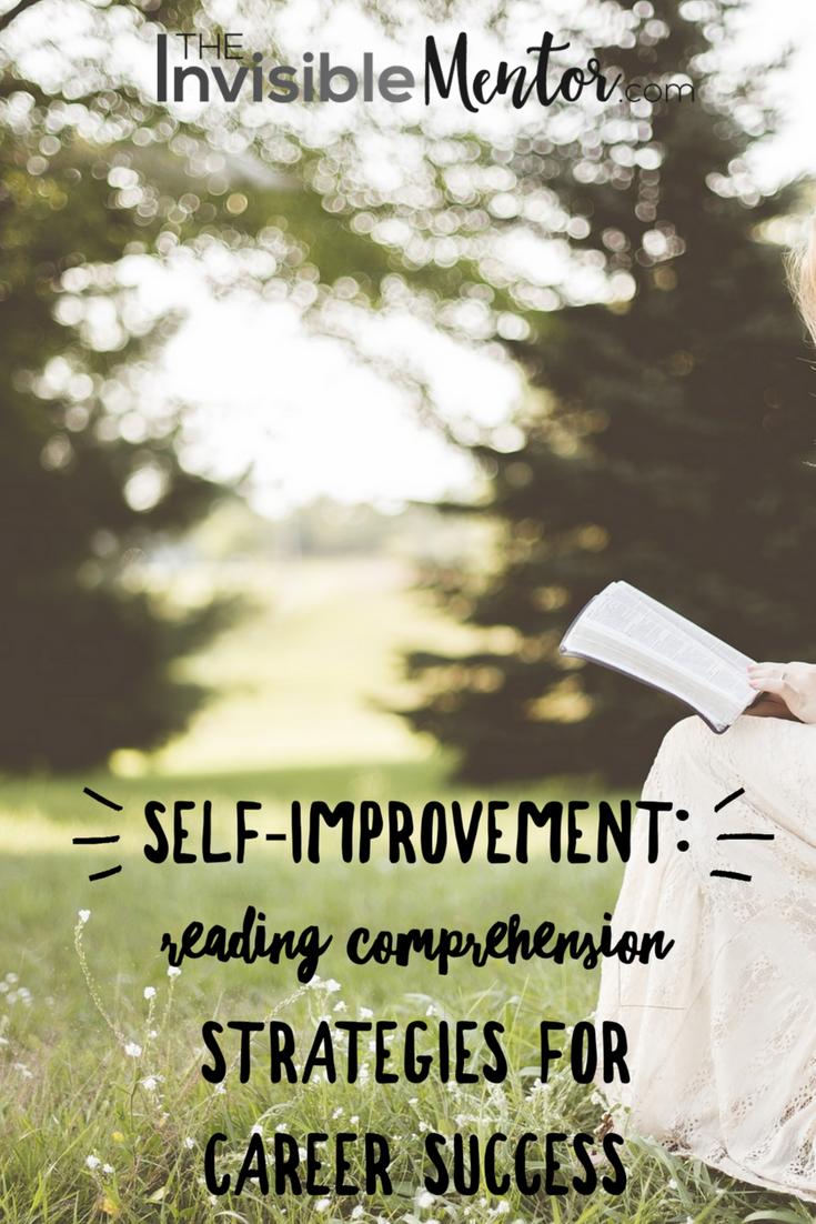 reading comprehension, reading comprehension strategies