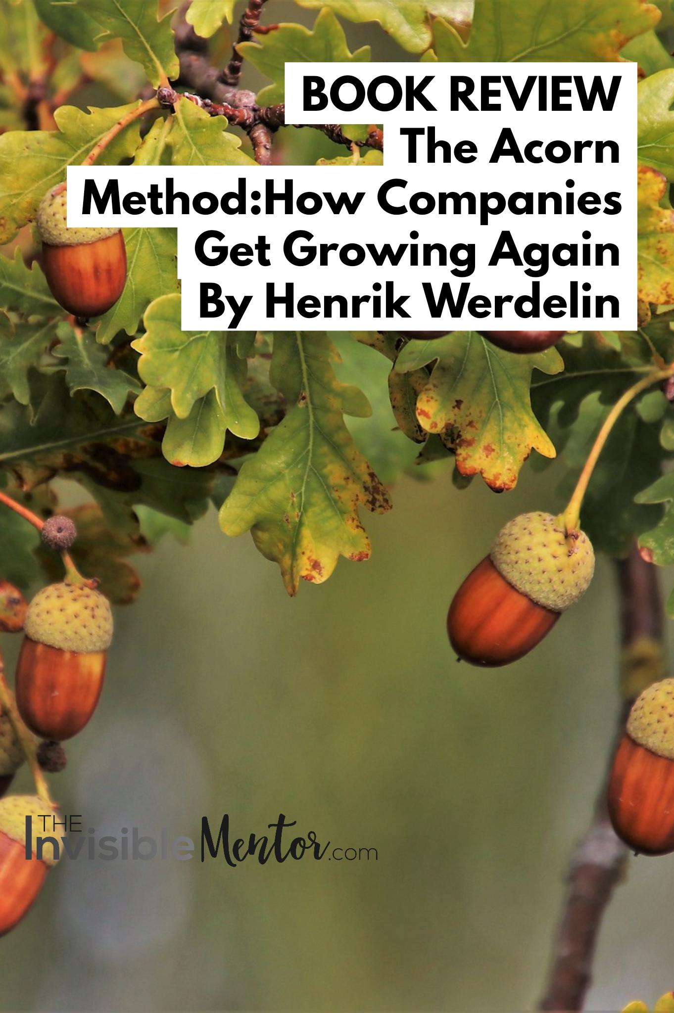 acorn metho, Henrik Werdelind