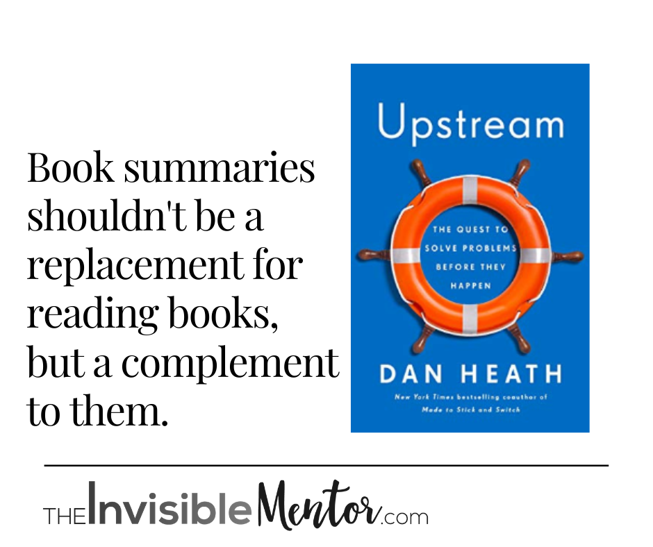 How to Use Book Summaries to Actually Grow Your Career Now