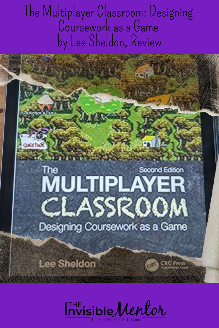 the multiplayer classroom review, the multiplayer classroom review, the multiplayer classroom summary, the multiplayer classroom book, lee sheldon book